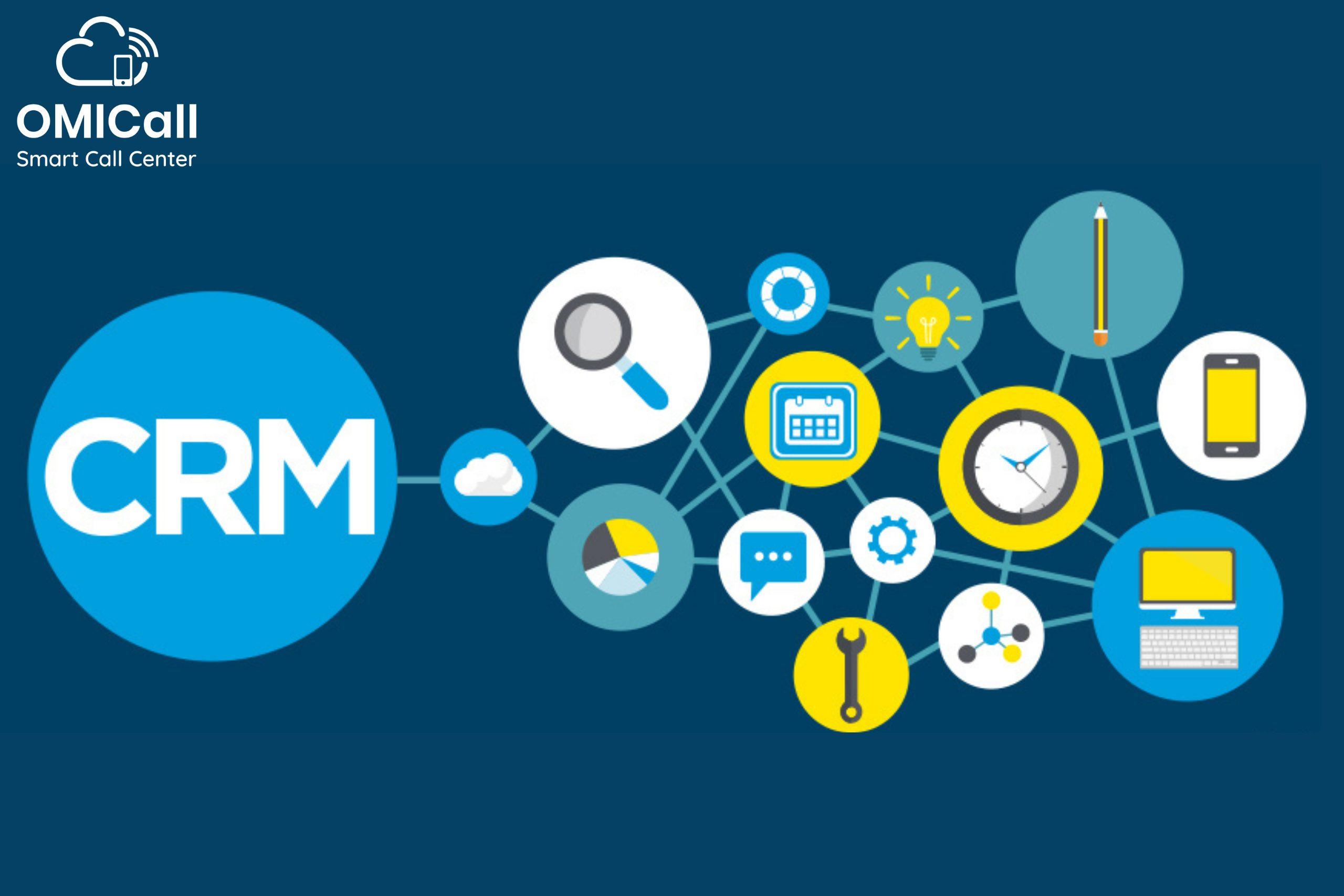CRM giúp bạn kết nối với khách hàng tốt hơn