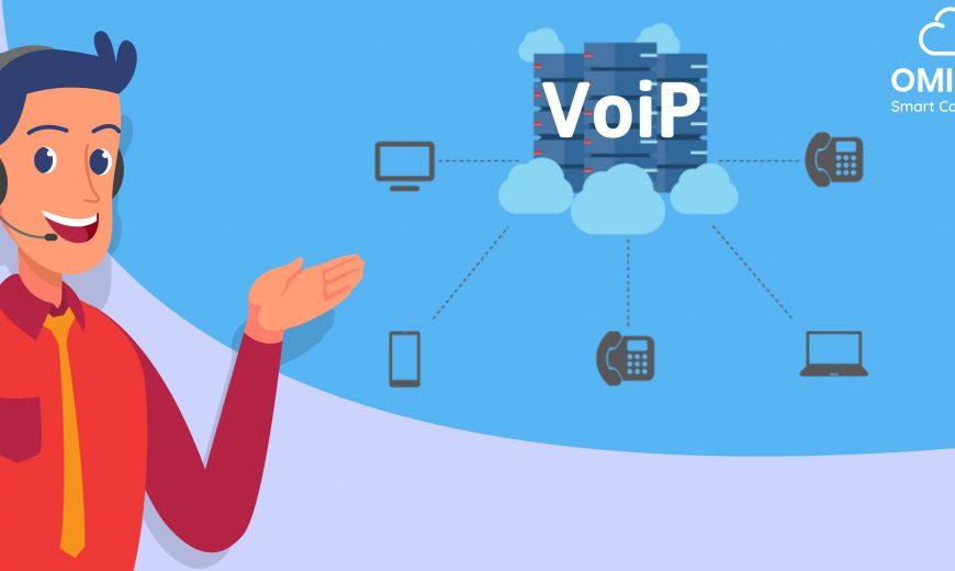 Giải pháp tổng đài thông minh VoiP
