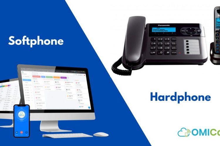 Nên chọn Hardphone hay Softphone cho tổng đài ảo?