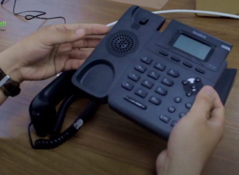 HƯỚNG DẪN SỬ DỤNG – THIẾT BỊ IP PHONE YEALINK: