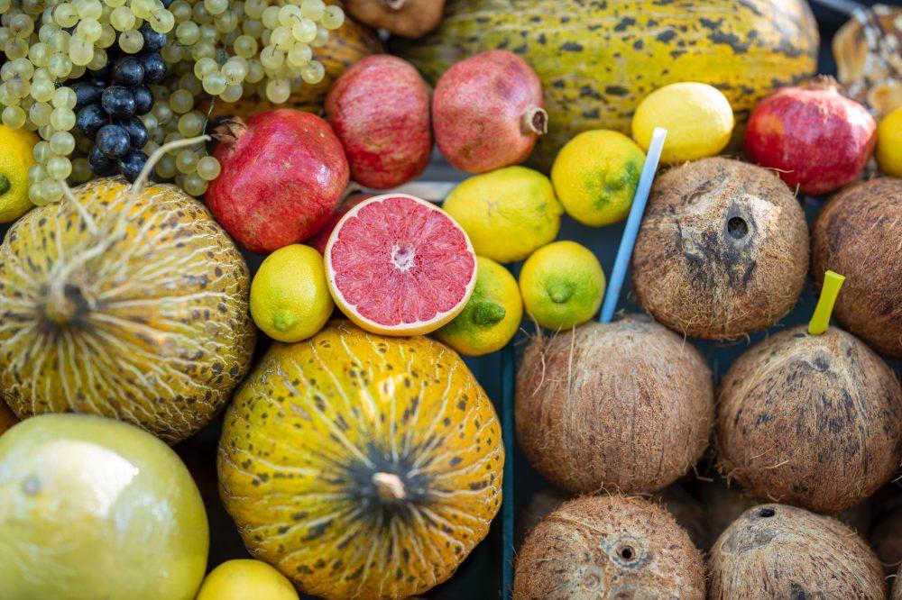 Bạn có thể chọn kinh doanh mặt hàng trái cây ngày cận tết