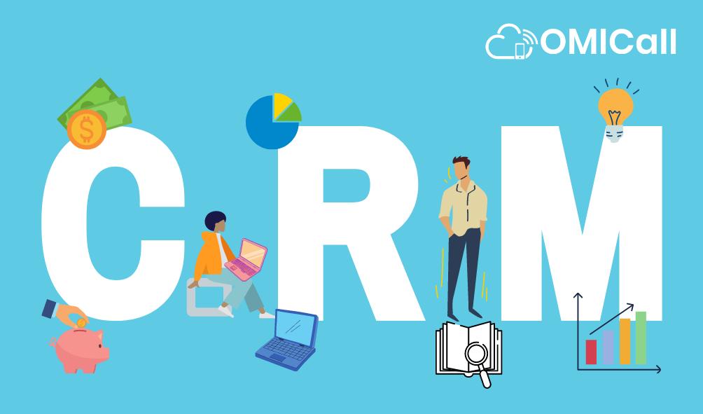 CRM mini tích hợp sẵn trong tổng đài chính là công cụ hữu ích để quản lý khách hàng hiệu quả