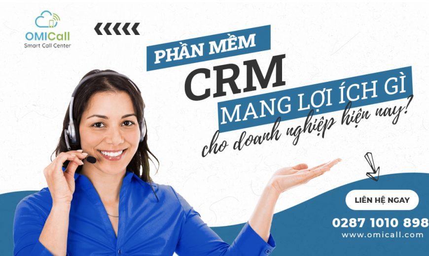 Phần mềm CRM giải quyết vấn đề gì cho doanh nghiệp