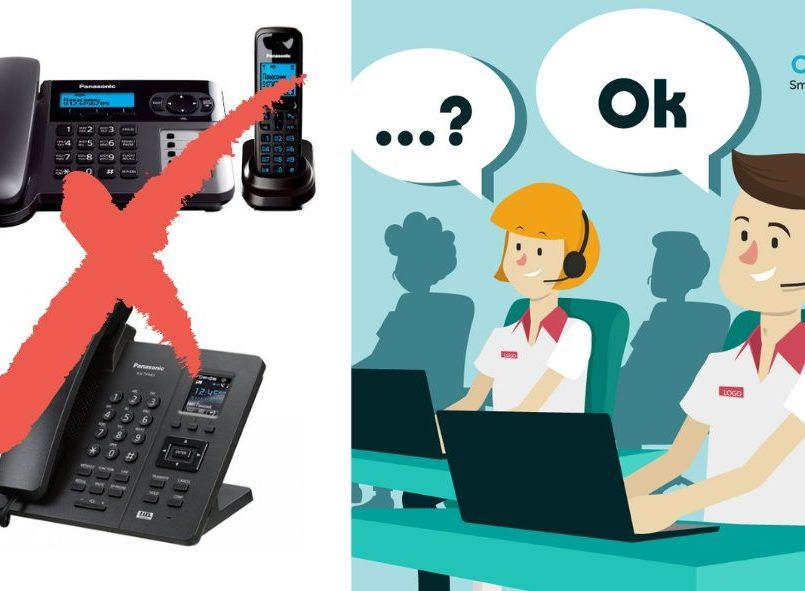 Tổng đài ảo VOIP thay thế tổng đài truyền thống